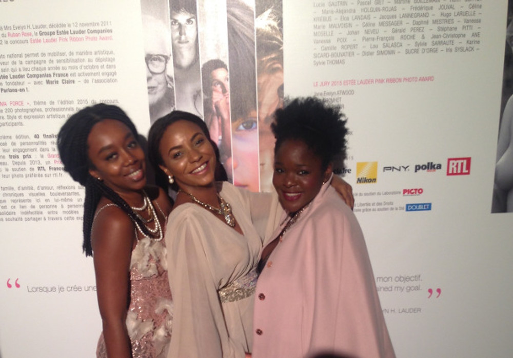 Fatou, Vanessa & Julie