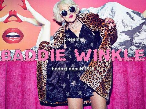 Over fan de la nouvelle égérie Missguided : Baddie Winkle !