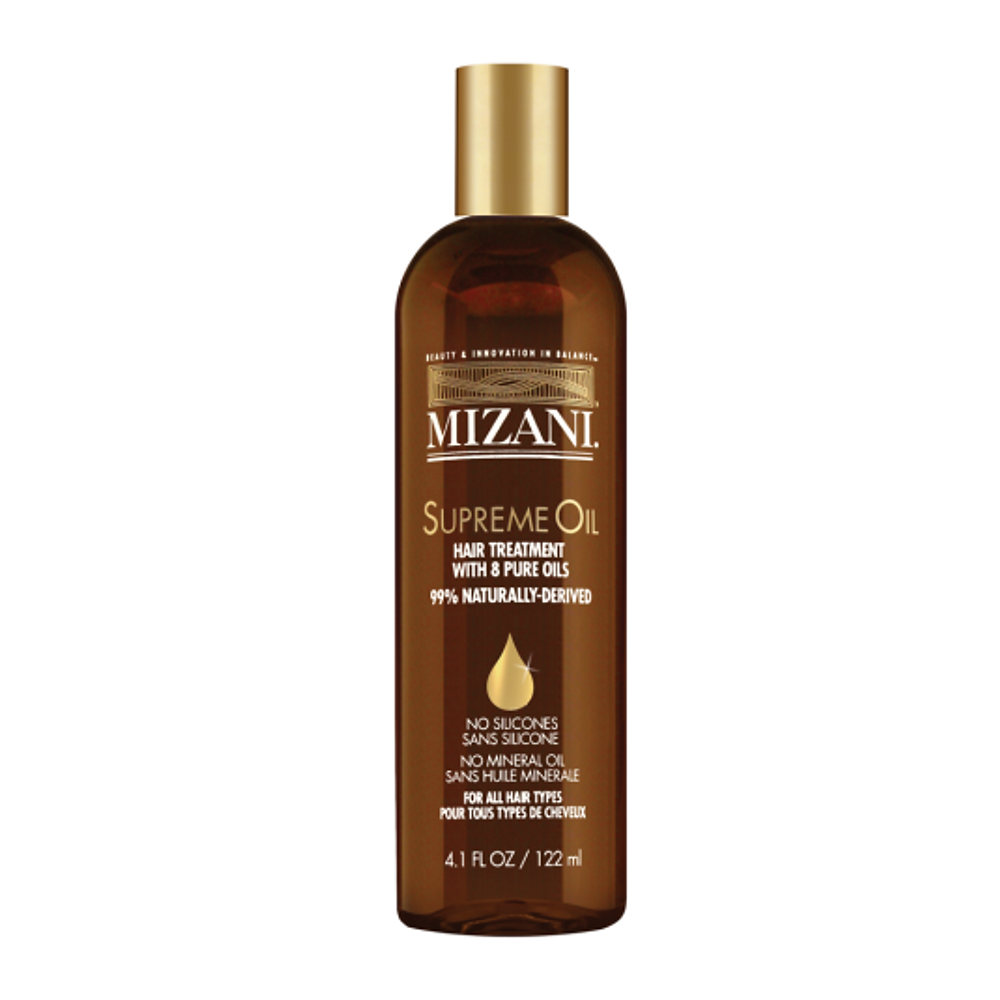 l'huile sèche cheveux et corps Supreme Oil