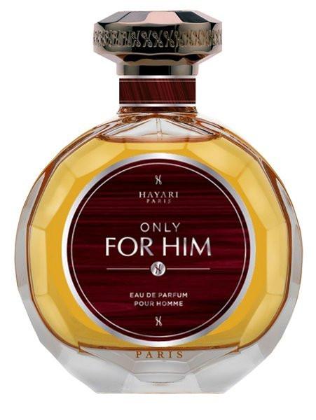 Only for Him Eau de Parfum (15%) HAYARI Parfums 100 ml 145€