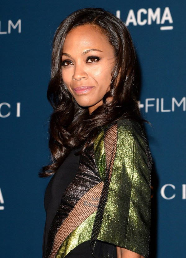 Zoe-Saldana-in-Gucci-LACMA-2013-Art-+-Film-Gala-honoring-Martin-Scorsese-and-David-Hockney-3-600x829