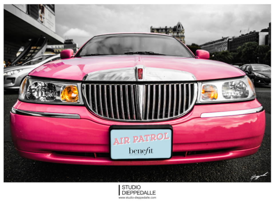 FANCY GIRLY LIMO !