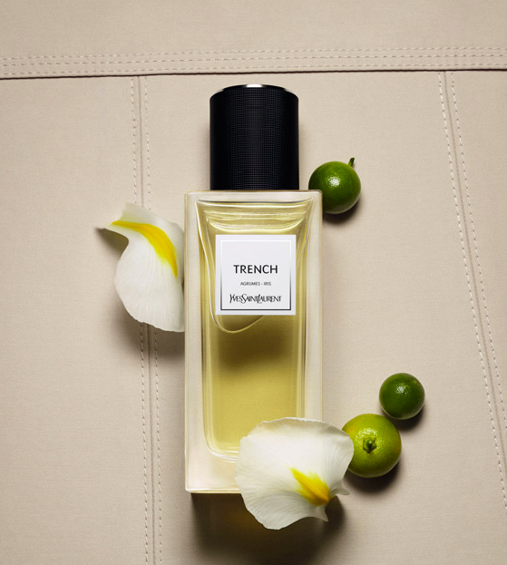 LE TRENCH,  240€ les 125ml