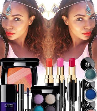 COLLECTION L.A. SUNRISE | CHANEL on my mind…