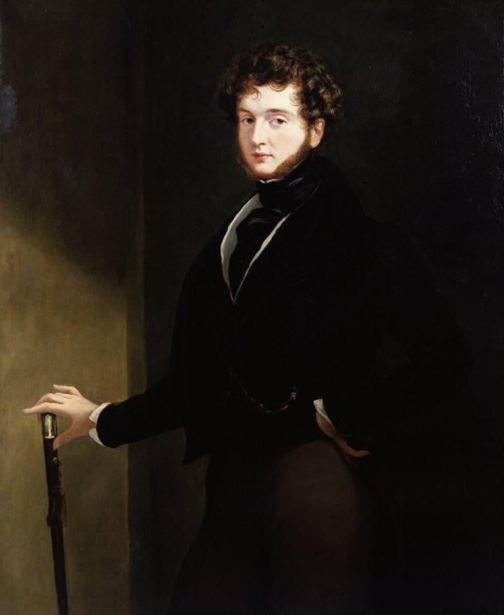 Alfred d'Orsay. Fils d'un Comte et d'une Baronne