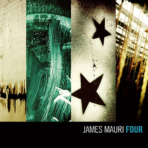 James Mauri Four CD