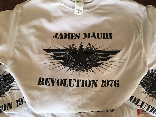 James Mauri Revolution