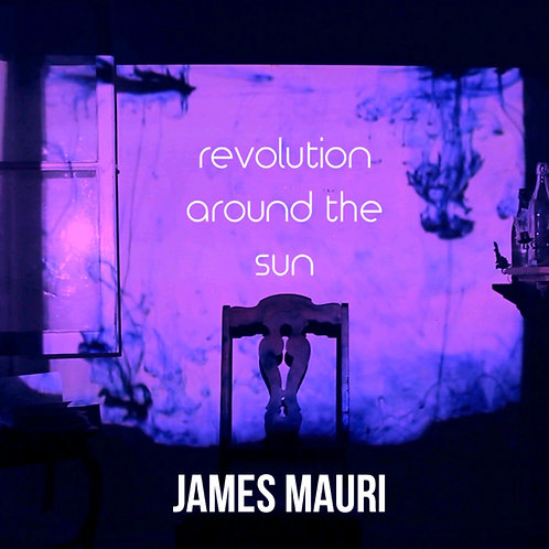 Revolution Around the Sun Maxi Single CD