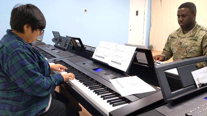 Denton Adult Piano