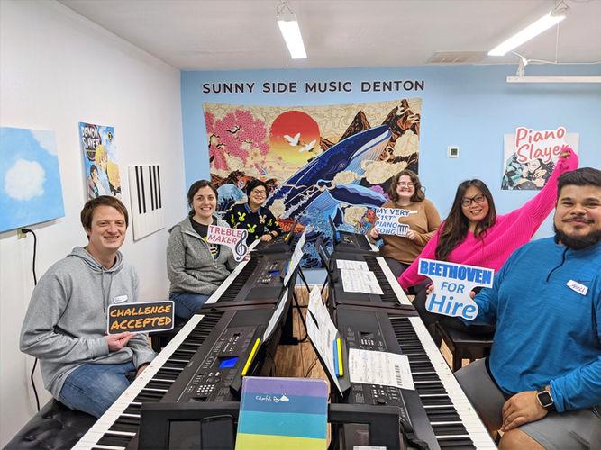 Denton Activies near me Sunny Side Music Denton