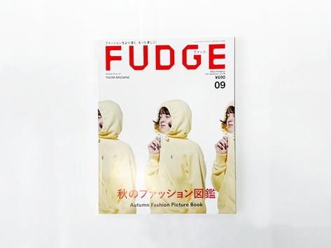 【雑誌掲載】FUDGE|47都道府県のお取り寄せスイーツ