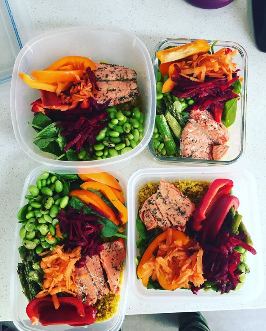Personal Meal Prep & Delivery