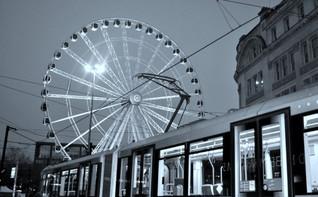 Manchester tram and wheel.jpg