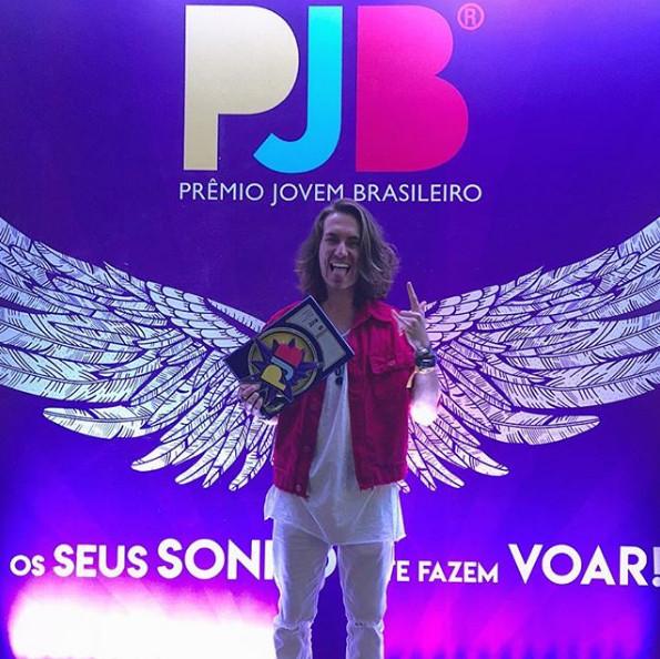 Prêmio Jovem Brasileiro 2018