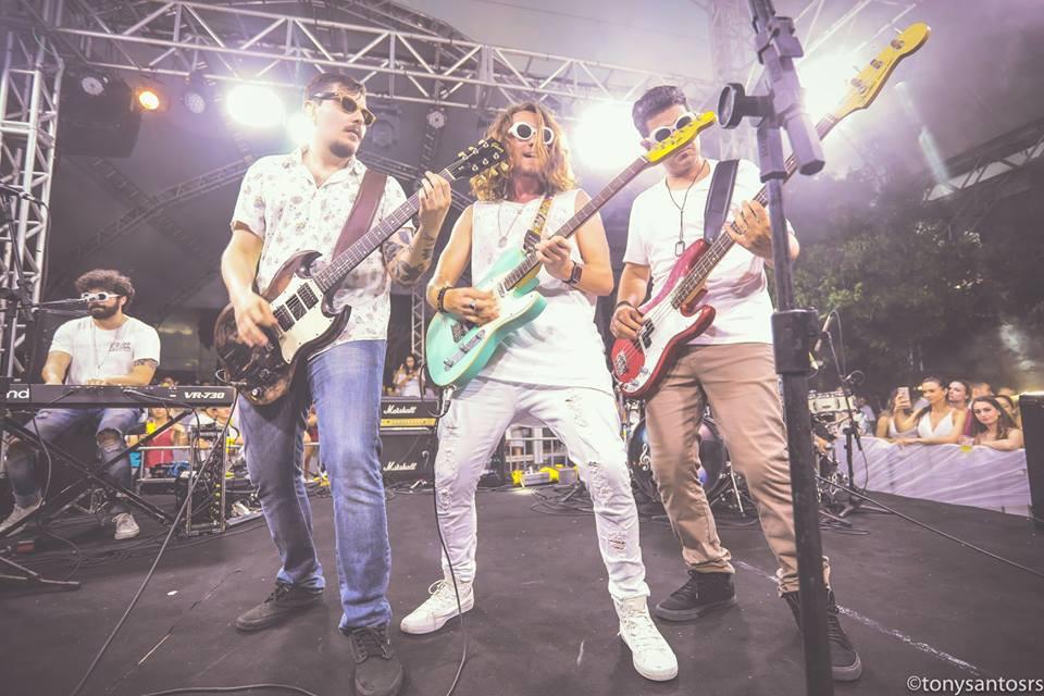 Show de Ano Novo em Itajaí