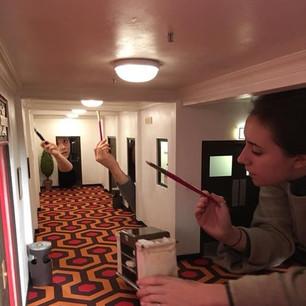 'The Shining' Diorama