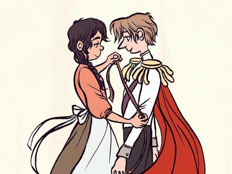 [Resenha] O Príncipe e a Costureira: um conto sobre gênero, amor e aceitação