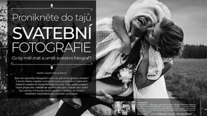 Pronikněte do tajů svatební fotografie