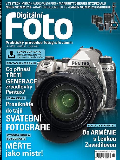 DIGITÁLNÍ FOTO 212 SRPEN 2021