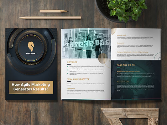 Thumbnail image of ebook How Agile Marketers generates results