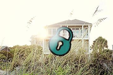 Seaside Park Real Estate, Seaside Park vacation rental wit image of padlock superimposed