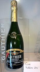 Champagne Gauthier Millésime 2004