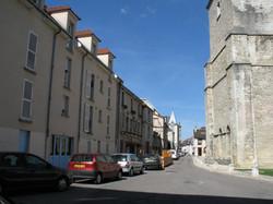 26.Alignement rue St Pierre depuis rue Beugnot