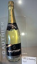 Champagne Gauthier 100% Chardonnay