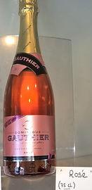 Champagne Gauthier Rosé