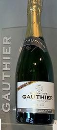 Champagne Gauthier Demi-sec