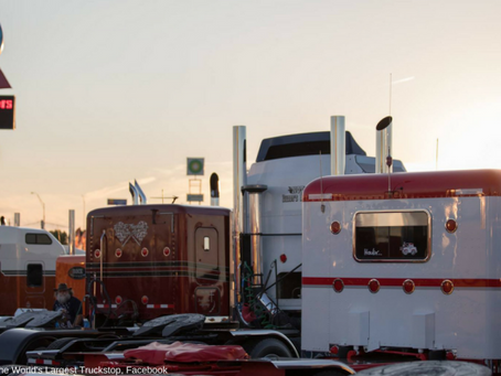 38th Annual Walcott Truckers Jamboree Draws More than 44,000 Attendees