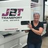JBT Transport Spotlight: Kathy McMahon