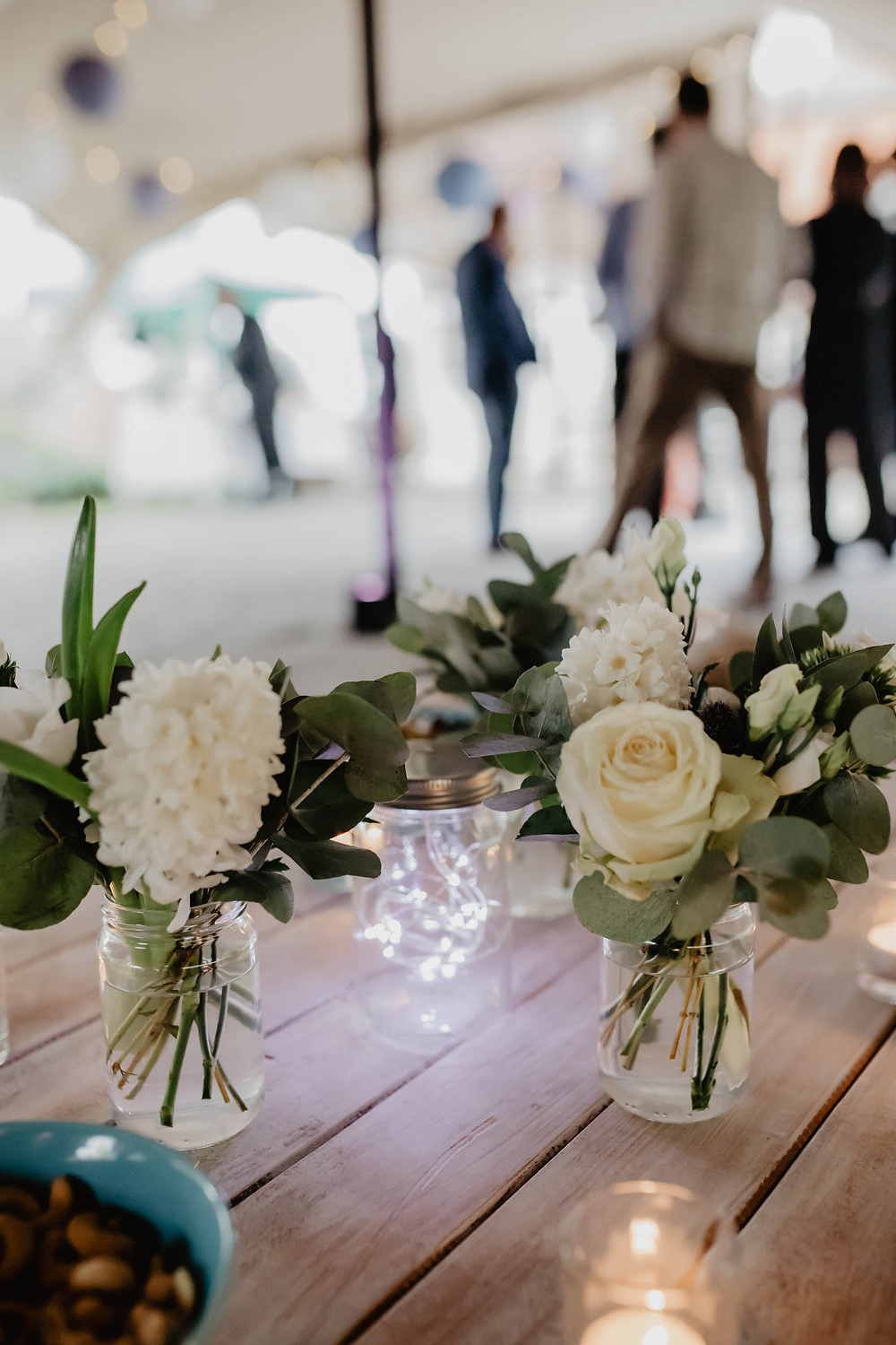 Rustic Party Theme Isle Of Wight Wedding