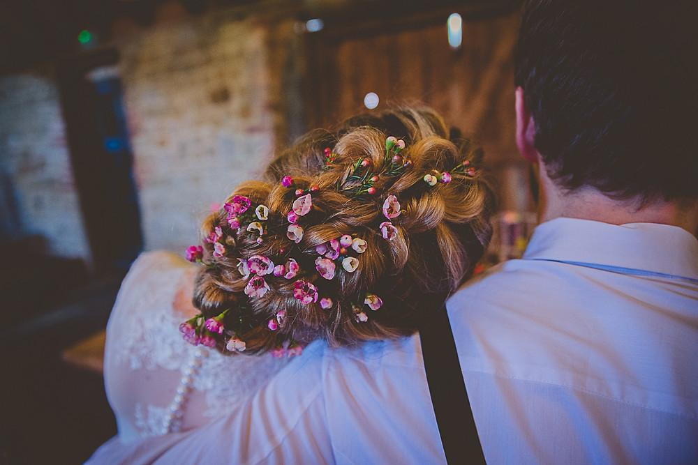 Arabella Hewitt Bridal Festival Wedding Hair Braid