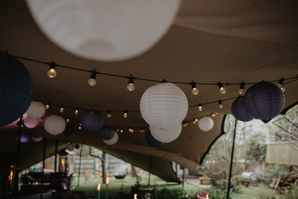Isle Of Wight Festoon and Lanterns To Have & To Hire