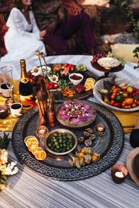 Moroccan Vegan Graze