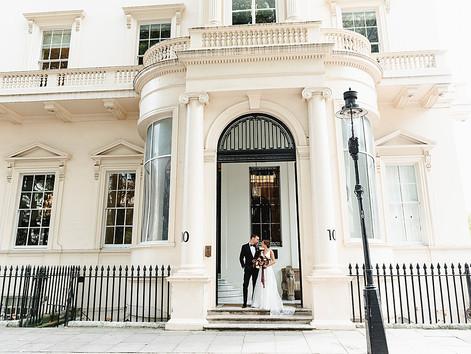 Top 5 London Wedding Venues