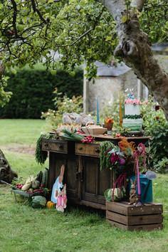 Outdoor Party Peter Rabbit