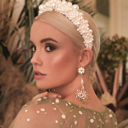 5 Luxe Bridal Themed Hair Accessories