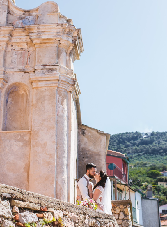 Elopement Wedding Liguria