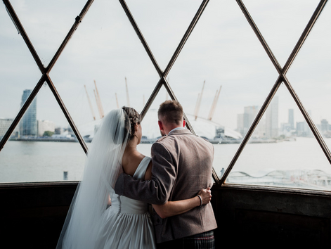 Getting Married in Central London