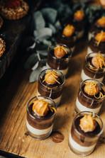 Sussex Caterer Chocolate Dessert