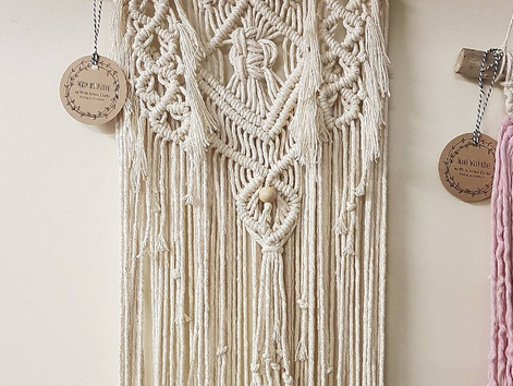 Styling Your Wedding with Bohemian Macramé