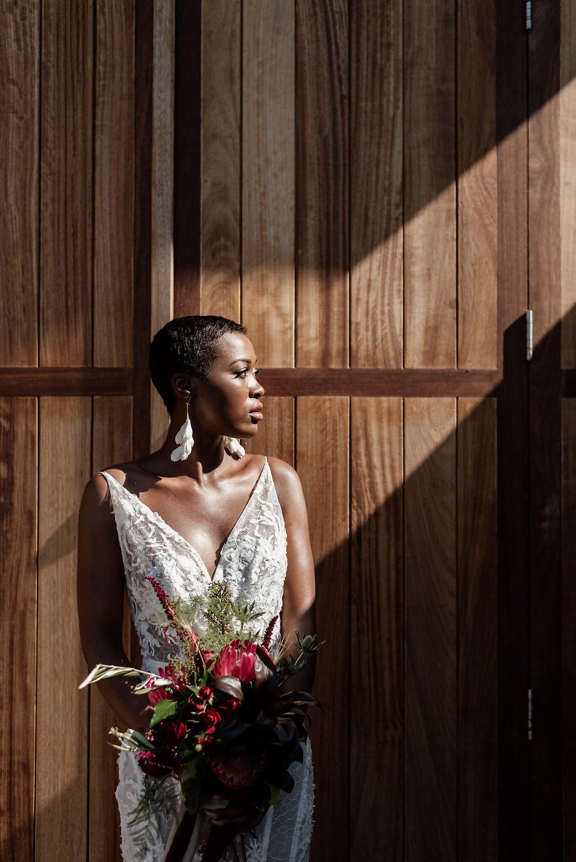 Elopement Bride Sussex