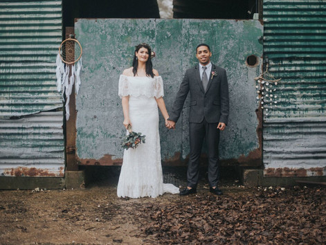 Say Hello to the NEW Illy Elizabeth Weddings