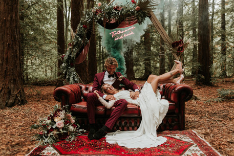 Two Woods Wedding