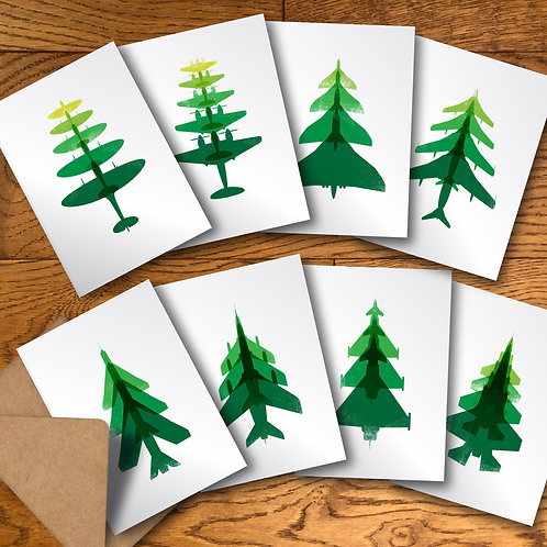 Christmas card collection pack
