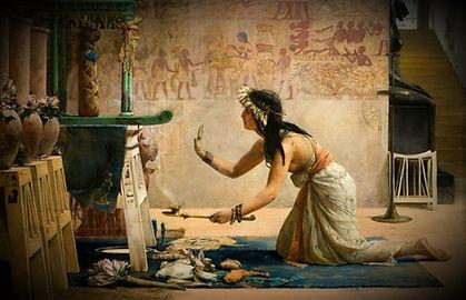 Weguelin-the-Obsequies-of-an-Egyptian-Ca
