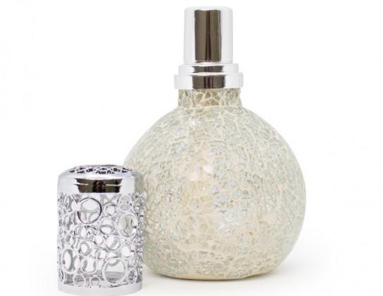 Lampe Colette mosaico blanco