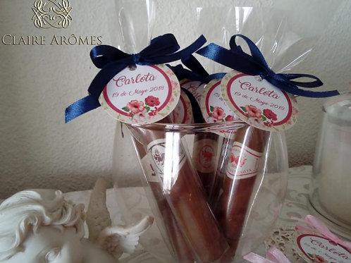 Habanos de chocolate